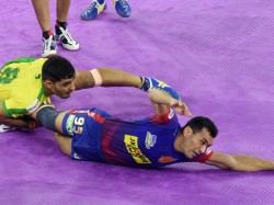 Pro Kabaddi League 2019 Dabang Delhi Vs Tamil Thalaivas 80th Match Result