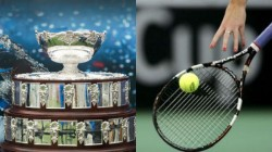 Davis Cup India Pakistan Tie To Be Held On November End Says Reports