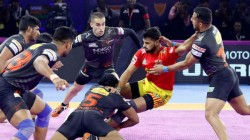 Pro Kabaddi League 2019 U Mumba Beat Gujarat Fotunegiants And Bengal Beat Jaipur