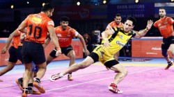 Pro Kabaddi League 2019 U Mumba Vs Telugu Titans 84th League Match Result
