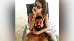 Virat Kohli Anushka Sharma Hot Selfie Got More Likes In Twitter