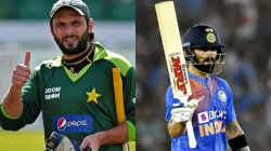 Shahid Afridi Congratulates Kohli For Averaging More Than 50 In All Formats