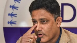 Anil Kumble Changed Himself After Indian Team Coach Stint