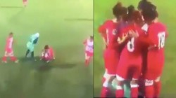 Jordan Women Protects Opponent From Showing Her Hair After Hijab Displaced