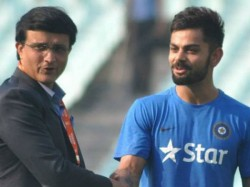 Sourav Ganguly Points Out Kohli S Only Issue In Indian Team