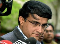 Ganguly Disagreed To An Obligation In Exchange For Bcci President Post Says Reports