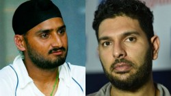 Yuvraj Singh And Harbhajan Singh Fight Over 4th Player In Team India