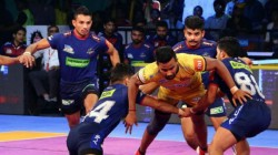 Pro Kabaddi League 2019 Haryana Steelers Jaipur Pink Panthers Won