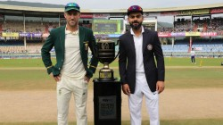 Ind Vs Sa Faf Du Plessis Used Toss Proxy And Failed
