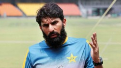 Coach Misbah Ul Haq Unhappy With Sarfraz Ahmed Not Taking Responsibilities