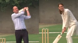 Pcb Will Be Happy As Duke And Duchess Of Cambridge Played Cricket