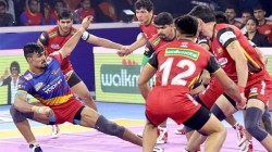 Pro Kabaddi League 2019 Bengaluru Bulls Vs Up Yoddha Eliminator 1 Match Result