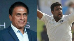 Ind Vs Sa Gavaskar List Out The Reason For Ashwin Struggling To Perform