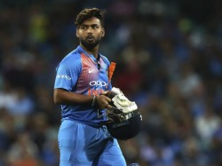 Rishabh Pant Removed For Test Team Of India After Constant Failures