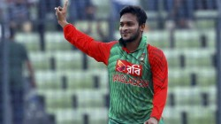 Ind Vs Ban Icc Ban Shakib Al Hasan For 2 Years