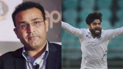 Ind Vs Sa Ravindra Jadeja Sparks Controversy As Replied In Silent To Sehwag Tweet