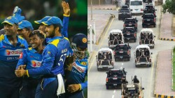 President Like Protection Given To Sri Lankan Players Who Went For Cricket Series In Pakistan