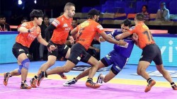Pro Kabaddi League 2019 U Mumba Vs Haryana Steelers Eliminator 2 Match Result