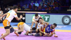 Pro Kabaddi League 2019 Up Yoddha Vs Puneri Paltan 125th Match Result