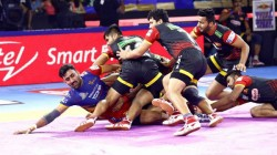 Pro Kabaddi League 2019 Up Yoddha Vs Bengaluru Bulls 132nd Match Result