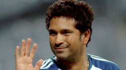 Dont Hide Your Tears Message From Sachin In Man Week