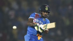 Ind Vs Wi Shikar Dhawan May Lose His Chance In Indian Team