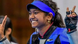 India Rose To The Top Of The Medal Table At Issf World Cup