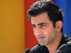 Former Cricketer Gautam Gambhir Asks Reason For The Delay Of His Stand