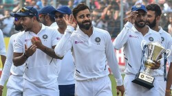 Ind Vs Ban India Creates History In Test Cricket After Fourth Consecutive Innings Victory
