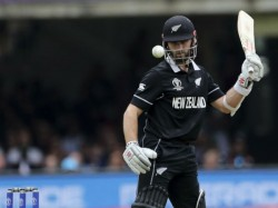 Kane Williamson Relook The Boundary Countback Rule In World Cup Final