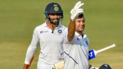 Ind Vs Ban Mayank Agarwal Shocked Of Umpire Erasmus Lbw Decision