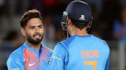 Ind Vs Wi Rishabh Pant Has To Play Well Or Lose His Spot T0 Sanju Samson