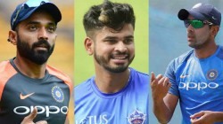 Shreyas Iyer Happy On The Inclusion Of Rahane Ashwin In Dc