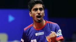 Sathiyan Enters Last 16 In Ittf World Cup