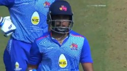 Prithvi Shaw Criticized For His Gestures After Scoring Fifty In His Comeback Match