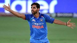 Ind Vs Wi Bhuvneshwar Kumar Dropped From Team Due To Injury
