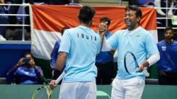 Davis Cup India Beats Pakistan In 4 0 Sets