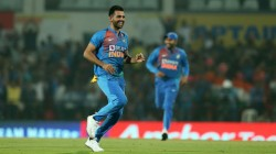 Indian Pacer Chahar Ruled Out Of 3rd Odi Against West Indies Due To Injury