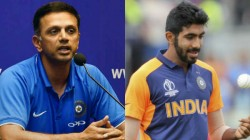 Dravid Led Nca Refused To Conduct Fitness Test For Bumrah