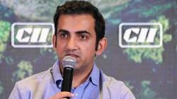 Ipl Auction 2020 Gautam Gambhir Criticizes Anil Kumble S Decision To Buy Sheldon Cottrell