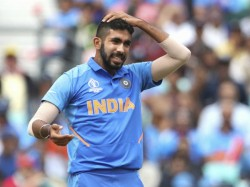 Bcci President Sourav Ganguly Advices To Jasprit Bumrah To Concentrate On White Ball Cricket