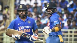 Ind Vs Wi Rohit Sharma Uses Cuss Word On Rishabh Pant