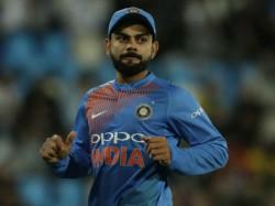 Indian Captain Virat Kohli Fumes With Umpire Decision