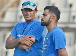 Anil Kumble Wants Shreyas Iyer Should Bat At No