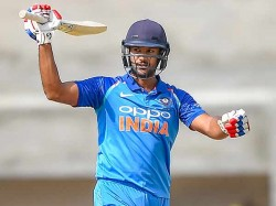 Ind Vs Wi Shikar Dhawan Dropped And Mayank Agarwal Include In Odi Team