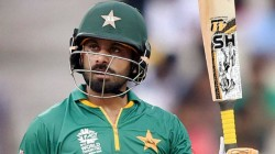 Pakistan Cricketer Mohammad Hafeez Suspended From All Ecb Competitions