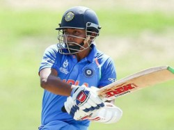 India Newzealand Series Prithvi Shah Named In India A Squad