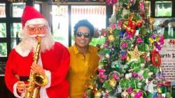 Sachin Tendulkar Wishes His Fans On Christmas
