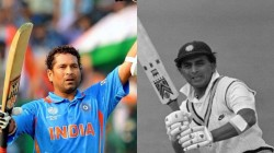 On This Day In 2005 Sachin Tendulkar Surpassed The Record Of Sunil Gavaskar