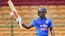 Sanju Samson Challenge Indian Team Management After Scoring In Ranji Trophy